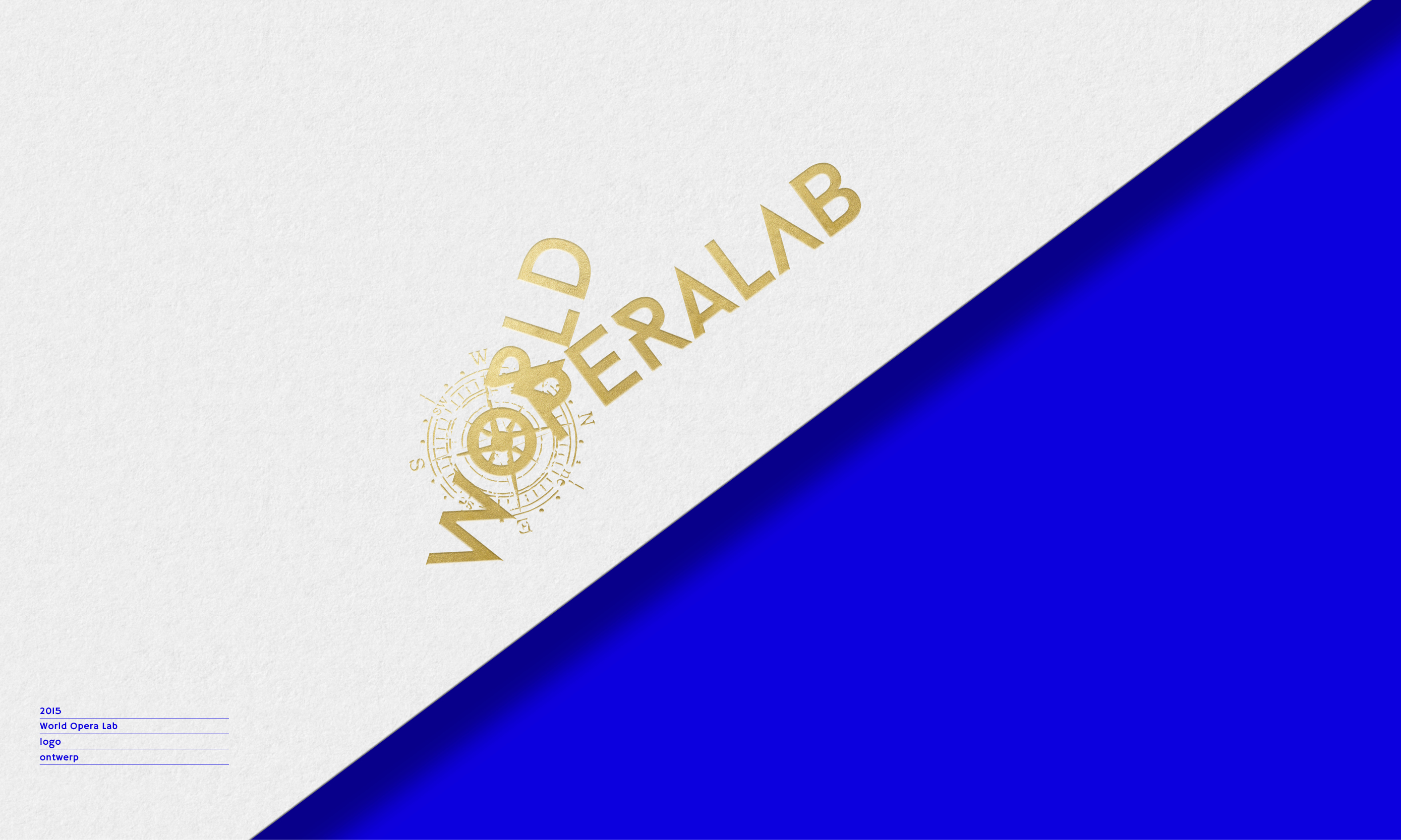 logo voor World Opera Lab