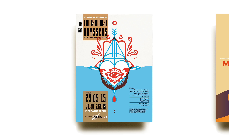 poster voor World Opera Lab