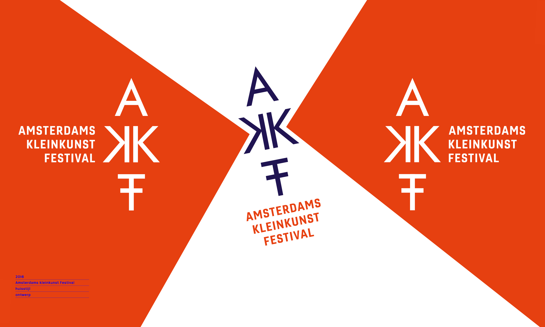 amsterdams kleinkunst festival huisstijl
